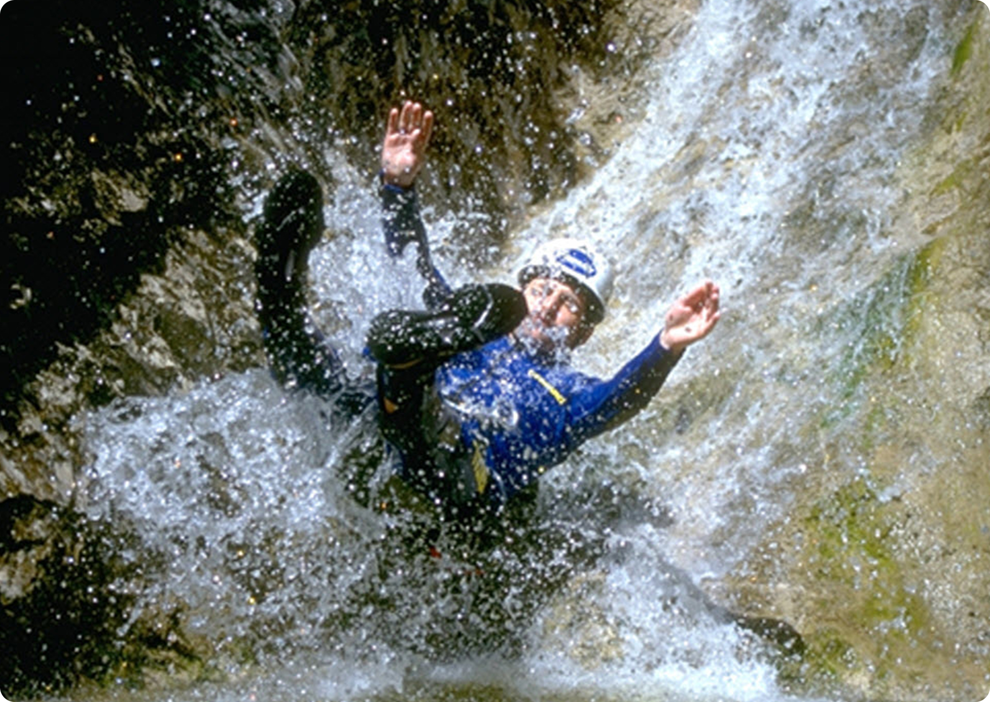 Canyoning in El Limón River