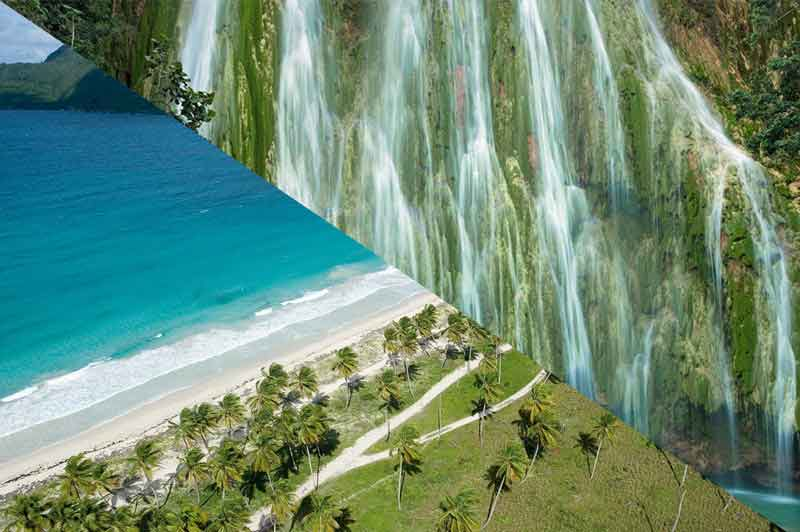 Moron Beach + El Limón Waterfall