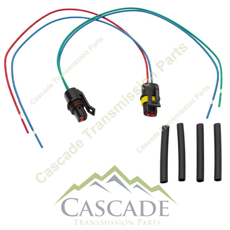 A604 / 41TE / 41AE - Wire Harness Repair Kit for Speed Sensors