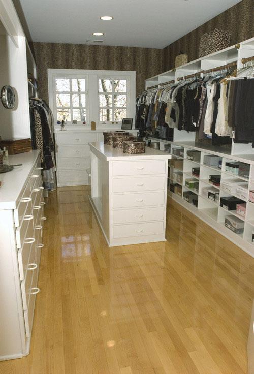 Walk In Closet | Case Design/Remodeling Md/Dc/Nova