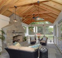 Outdoor Living Space Ideas for All Seasons | Case Indy