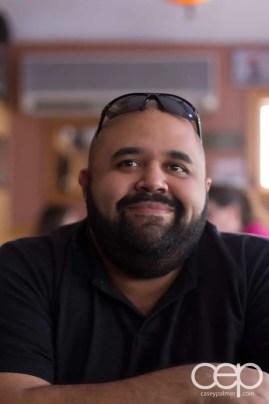A photo of Justin Baisden