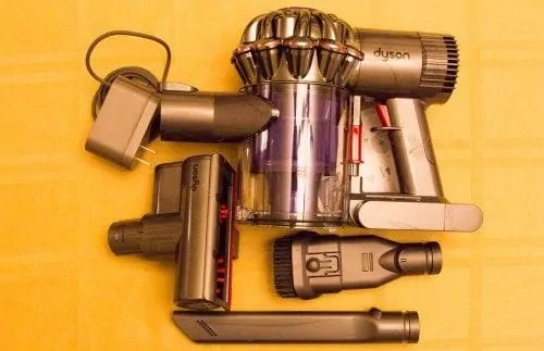 Dyson DC61 Animal Unboxed