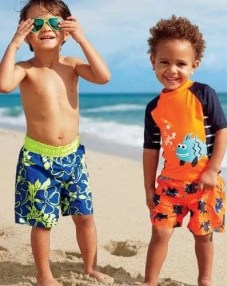 The Children's Place — Summer 2015 — Swim Wear (Official Lookbook Shot)