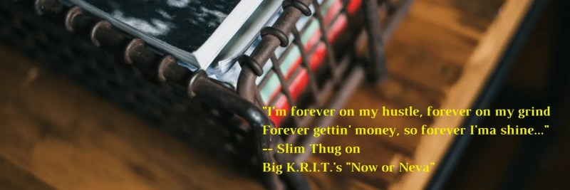31 Things I Know Now That I'm 31 — Interlude — We Don't Die, We Multiply — Slim Thug on Big K.R.I.T.'s -Now or Neva-
