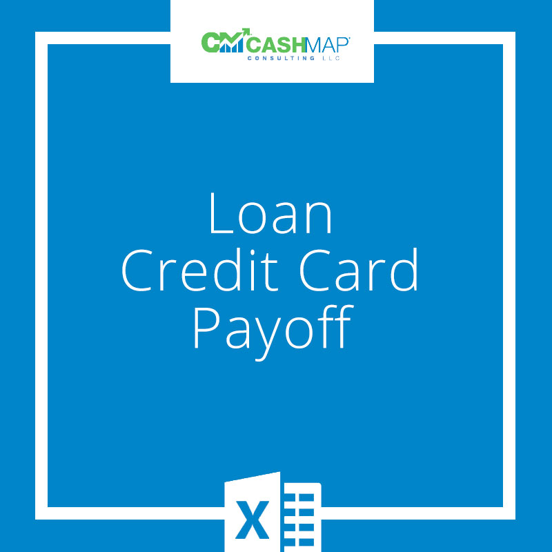 Cash Map App Loan Credit Card Payoff - payoff credit card loan