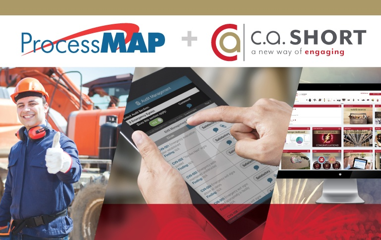 ProcessMAP and CAShort Company Launch a Unified Solution for