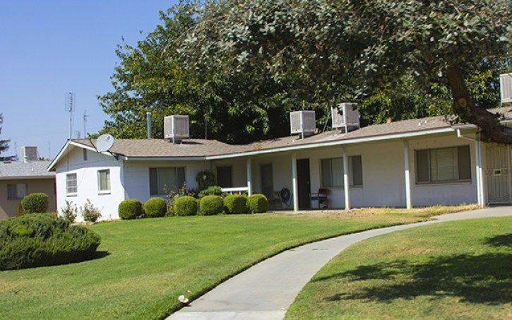 A retirement community in Fresno that a meth lab was running out of