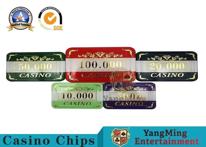 High End 760pcs Casino Poker Chip Set With Aluminum Box