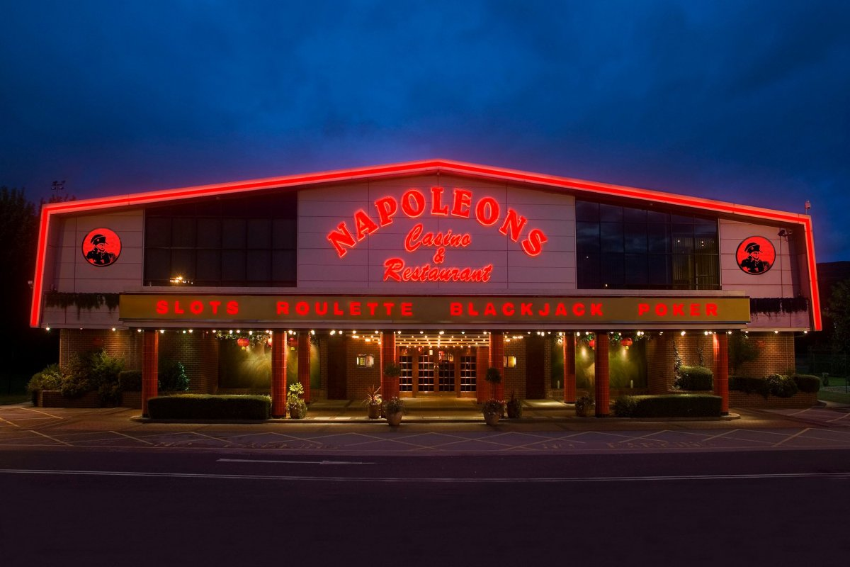 Casino Sheffield | Grosvenor Casino Sheffield