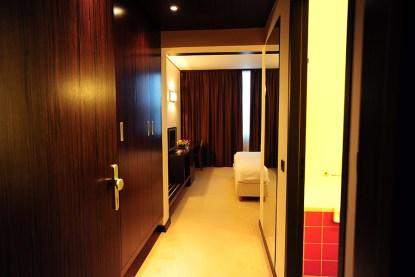 Hotel Safir entrata camera