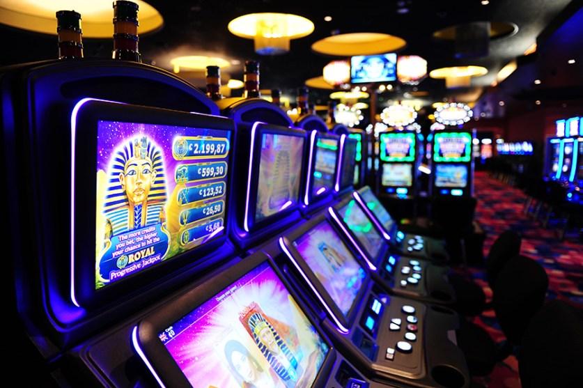 Casino Safir Atronic GTech Spielo