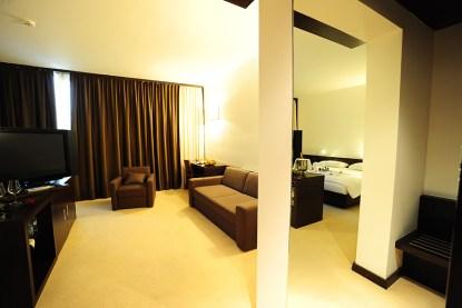 Hotel Safir entry suite
