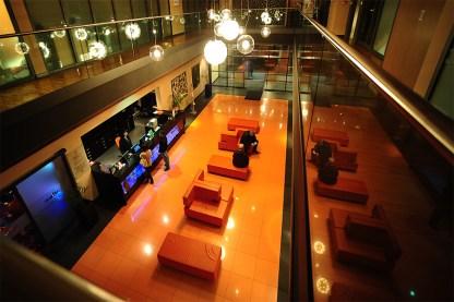 Hotel Safir recepcija