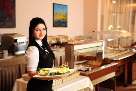 Ristorante Carat cameriere