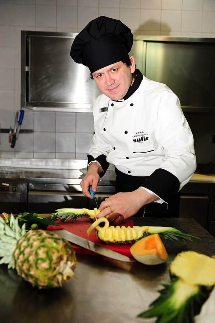 Ristorante Carat cuoco