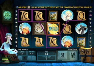 Ghosts of Christmas tragamonedas casino online
