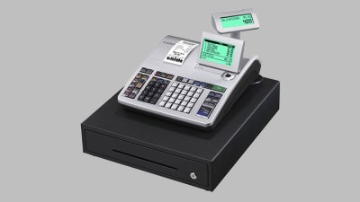 Electronic Cash Register | Products | CASIO