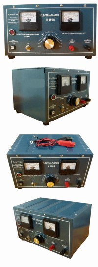 Newest Electro Plater Electroplating Rectifier sliver Gold ...
