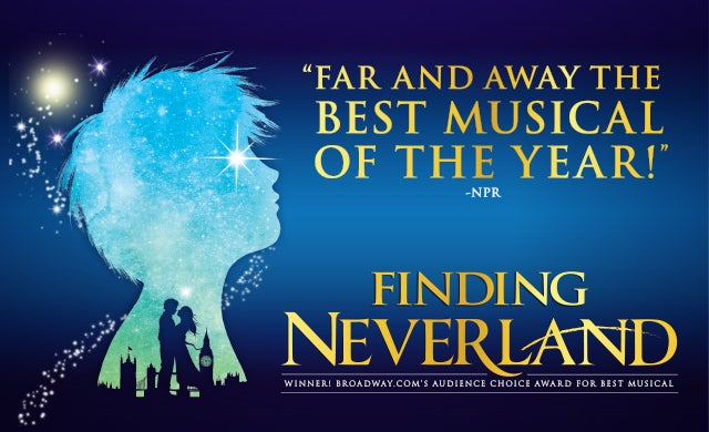 Finding Neverland Casper Events Center