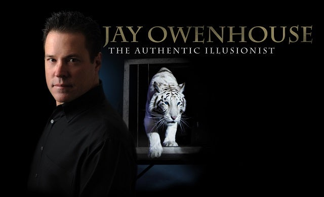 Jay Owenhouse The Authentic Illusionist Casper Events Center
