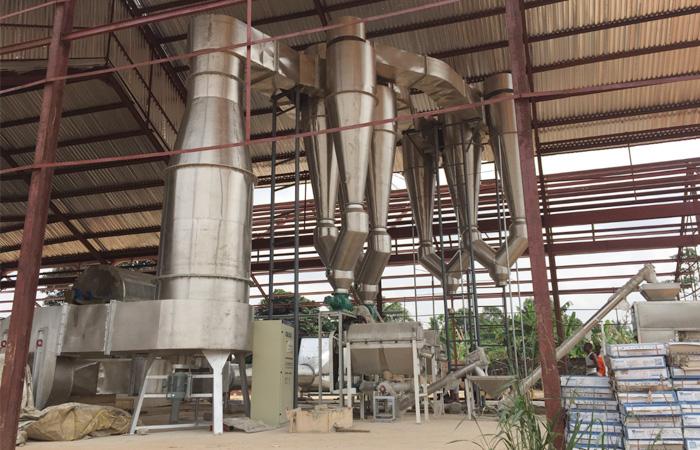 Cassava starch manufacturing plant project report for sale,Cassava