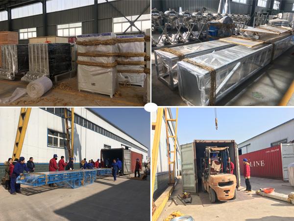 Tanzania 20TPD cassava starch manufacturing plant project