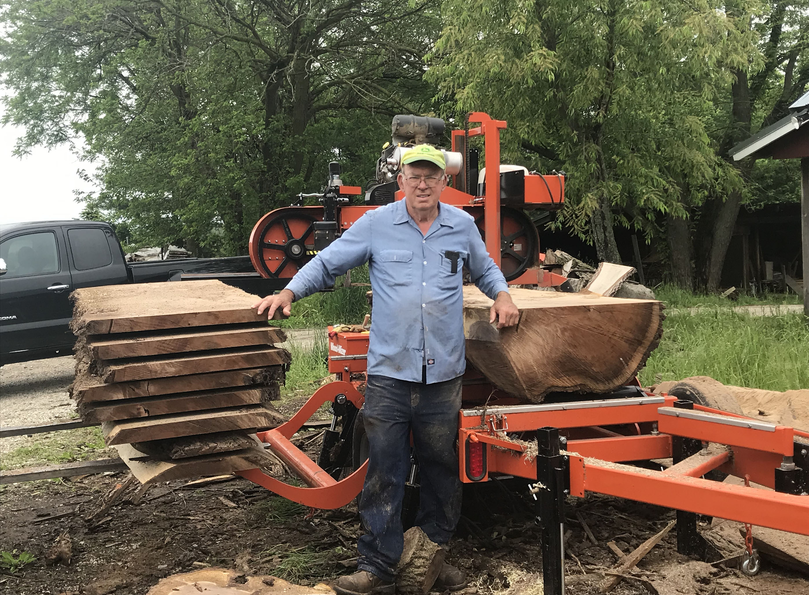 Indiana Lumber For Sale Kiln Dried Urban And Local