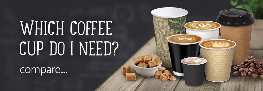 Which Paper Coffee Cup Do I Need? Castaway® Food Packaging