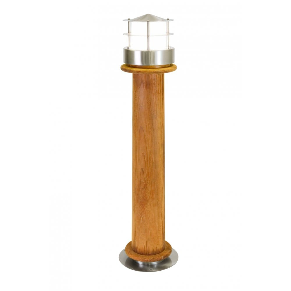 Elstead Lighting Lighthouse Low Energy Outdoor Bollard