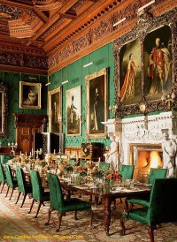 Photographs of English Castles and Manor Houses