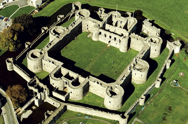 Concentric Castles The High Point In Castle Design