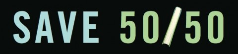 Save AIGA 50/50