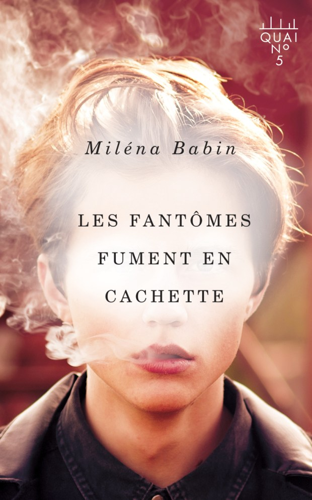 Les fantômes fument en cachette by Miléna Babin; design by David Drummond