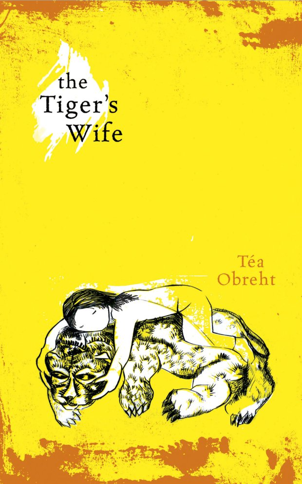 The Tiger's Wife-Tea Obreht
