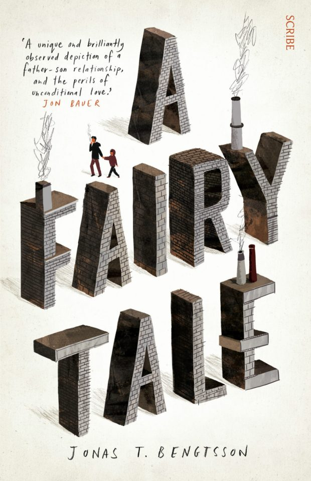 A Fairy Tale by Jonas T. Bengtsson; design by Allison Colpoys
