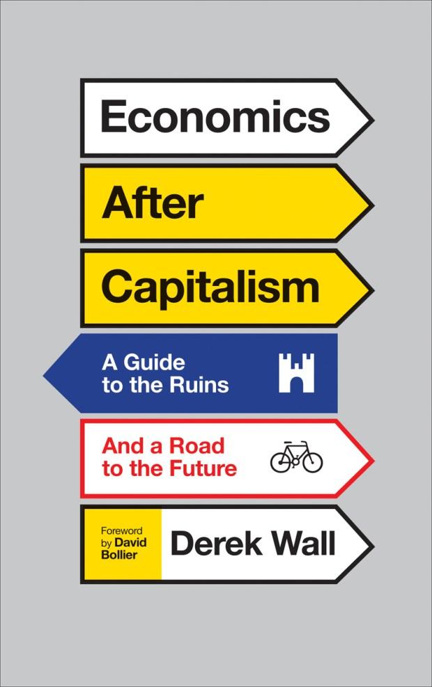 Economics After Capitalism design David Gee