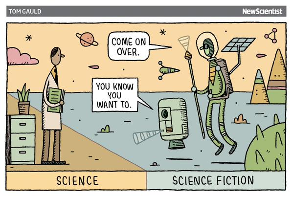 science fiction tom gauld