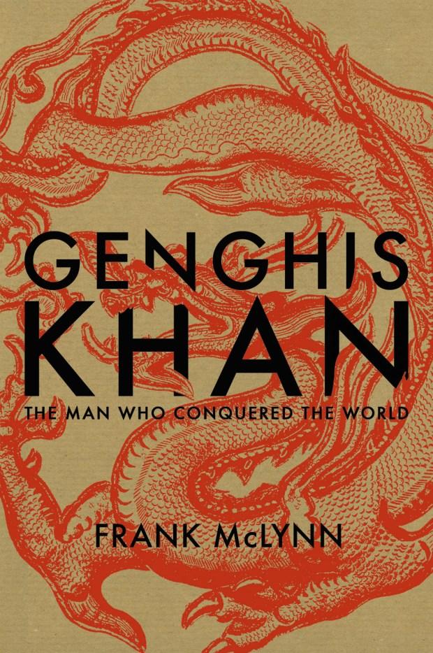 Genghis Khan design James Paul Jones