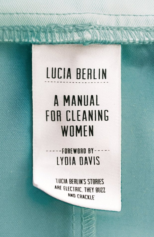 A Manual for Cleaning Women design Justine Antweiler