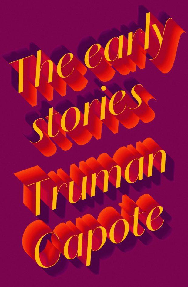 Early Stories of Truman Capote design David Pearson