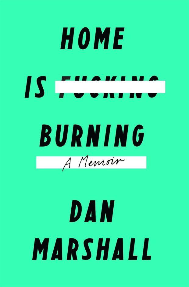 Home is Burning design by Rodrigo Corral