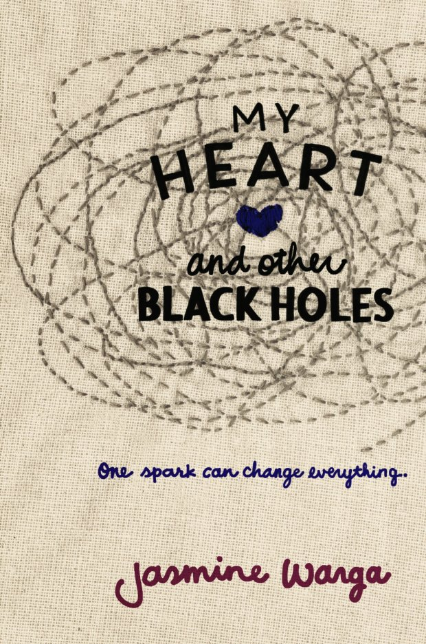My Heart and Other Black Holes design Jenna Stempel