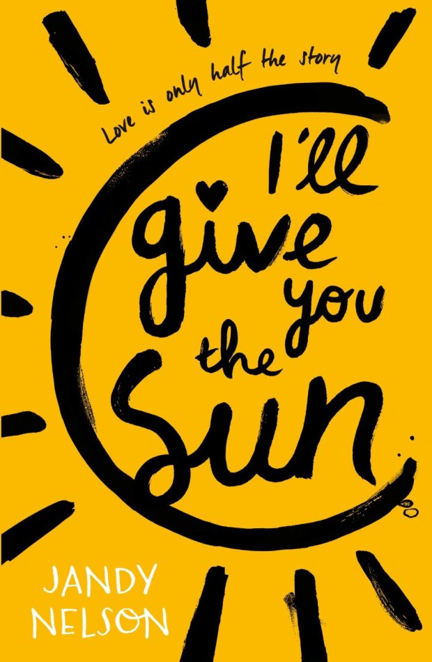 Ill Give You the Sun design Maria Soler; illustration Sophie Heywood