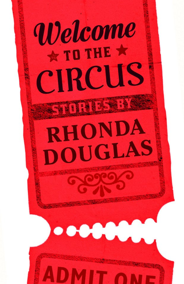 Welcome to the Circus design Natalie Olsen