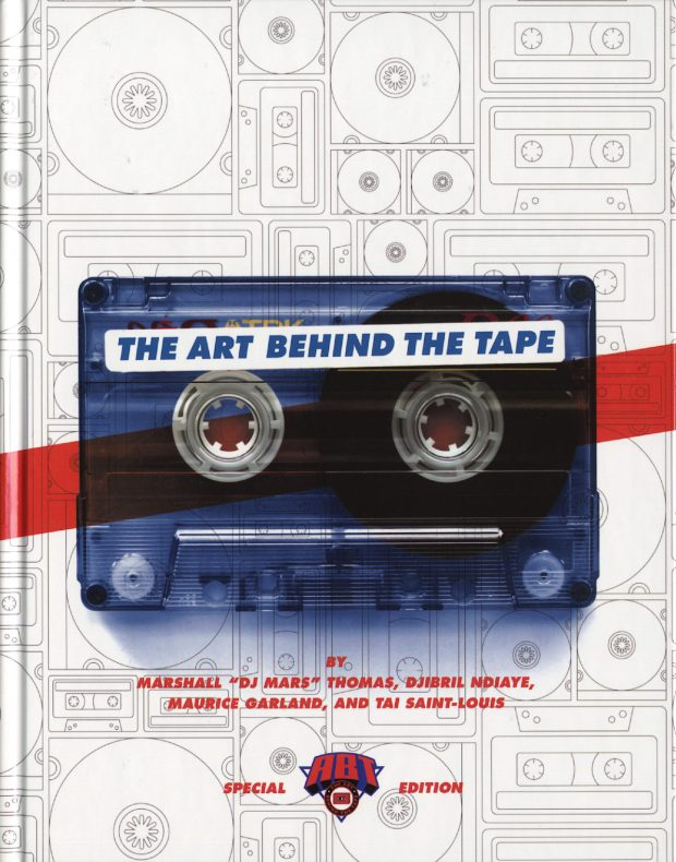 Art Behind the Mixtape design UnderConsideration