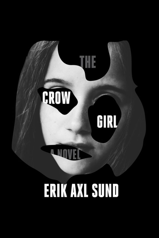 Crow-Girl design Mendelsund and Munday