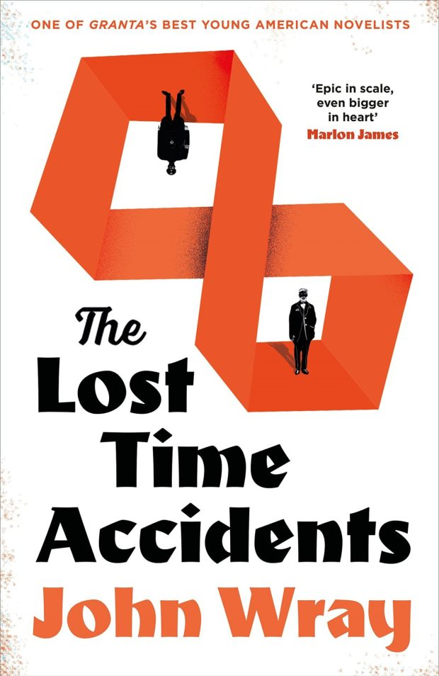 Lost Time Accidents design Pete Adlington