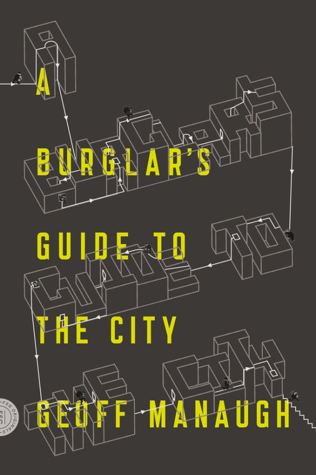 A Burglars Guide to the City design by Nayon Cho