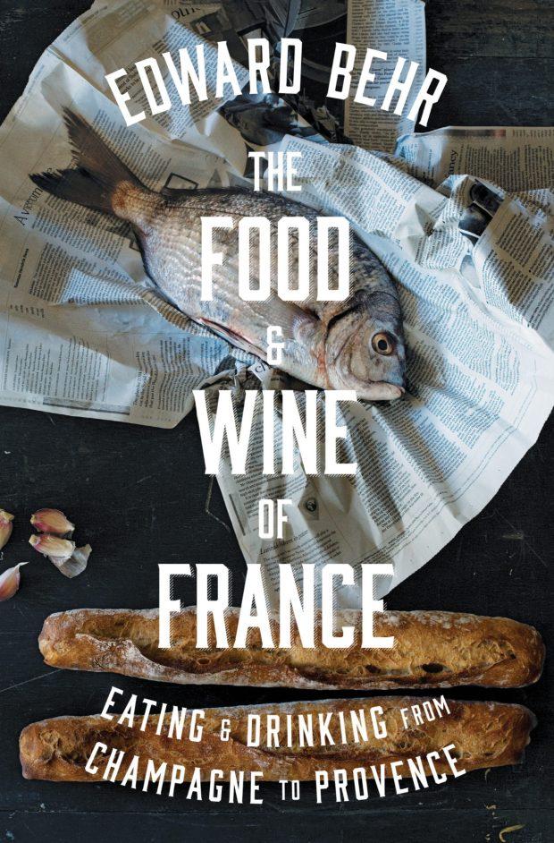 Food and Wine of France design Samantha Russo photograph Oddur Thorisson